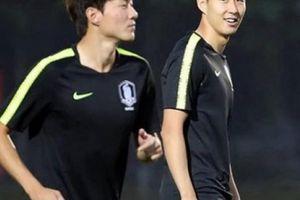 ASIAD 2018: Cầu thủ Hàn Quốc ... không biết chọn giày gì để thi đấu