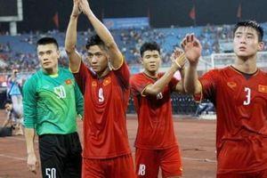 ASIAD 18: Báo Nepal muốn đội nhà đánh bại Olympic Việt Nam