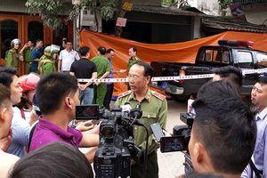 Xác định được danh tính hung thủ nổ súng làm chết 3 người tại Điện Biên