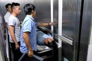 Chuyển viện khẩn nghi phạm gây thảm án ở Tiền Giang