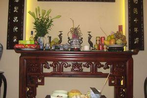 Phong thủy bàn thờ cho tuổi Mậu Thìn giúp gia chủ ăn nên làm ra