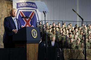 Mỹ tăng ngân sách quân sự để kéo Nga, Trung Quốc và Iran vào cuộc đua vũ trang