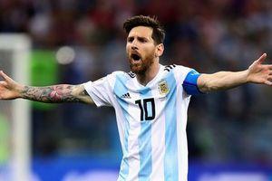 Messi tuyên bố...chỉ tạm thời chia tay đội tuyển Argentina