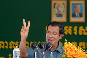 Tổng tuyển cử Campuchia: Đảng của Thủ tướng Hun Sen giành thắng lợi tuyệt đối
