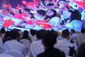 Khai mạc Gặp gỡ hữu nghị Thanh niên Việt - Trung lần thứ 18