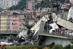 Thảm họa sập cầu ở Ý: Thương vong tăng mạnh, 31 người thiệt mạng