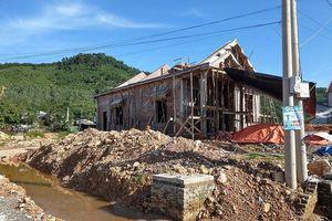 Cận cảnh khu tái định cư nhiều tai tiếng ở Vân Đồn