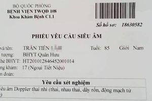 Hà Nội: Cụ ông 85 tuổi bất ngờ vì được siêu âm thai nhi