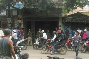 Vụ xả súng ở Điện Biên: Nghi phạm là đối tượng nghiện ma túy