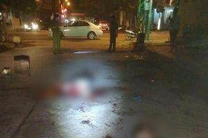 Bị tài xế xe ôm truy sát trong đêm, 1 người chết, 1 người trọng thương