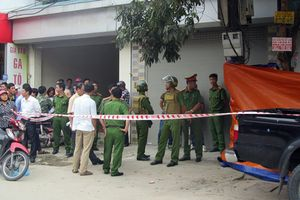 Vụ nổ súng ở Điện Biên: Do mâu thuẫn tiền bạc?