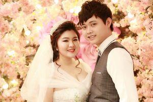 'Ế vì quá béo', cô nàng 8x vẫn lấy được chồng đẹp trai như sao Hàn