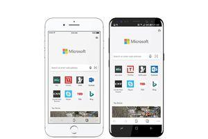 Microsoft Edge được đánh giá cao hơn Chrome trên iOS và Android