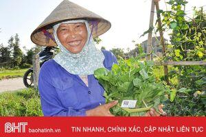 Đưa công nghệ truy xuất nguồn gốc sản phẩm vào sản xuất nông nghiệp