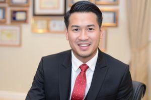 Phillip Nguyễn, em chồng Hà Tăng trở thành đại sứ mới của tổ chức Loreto VN