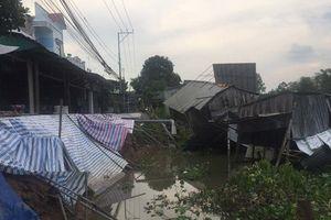 Kiến nghị khẩn cấp di dời gần 6.000 hộ dân sống trong vùng nguy cơ sạt lở