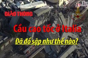 Vì sao cầu cao tốc ở Italia đổ sập như 'ngày tận thế'?