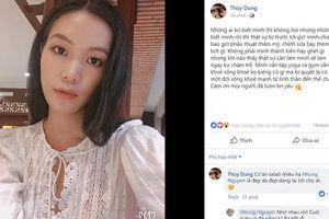 Vướng tin đồn phẫu thuật thẩm mỹ, Hoa hậu Thùy Dung lên tiếng