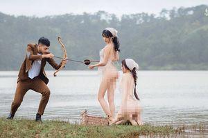 Vụ Á hậu Thư Dung chụp ảnh 'khoe da thịt' ở Đà Lạt, cơ quan chức năng vào cuộc