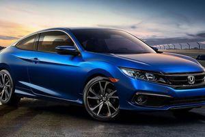 Honda nâng cấp Civic phiên bản 2019