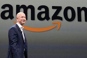 Amazon đang sở hữu 1 tỷ USD giá trị cổ phần các công ty khác