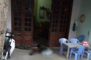 Nghi phạm bắn chết vợ chồng chủ doanh nghiệp ở Điện Biên đã tử vong