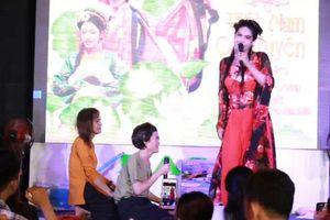 Ca sĩ hát lô tô lấy nước mắt khán giả khi diễn Phạm Công - Cúc Hoa