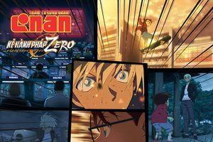 Tung trailer 'Conan movie 22: Kẻ hành pháp Zero' fan nóng lòng chờ đợi