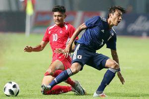 Nhật Bản 1- Nepal 0: Olympic Việt Nam tạm thời xếp đầu bảng D
