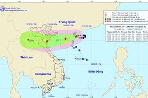 Chương Mỹ (Hà Nội) nguy cơ tiếp tục ngập lụt do ảnh hưởng của bão số 4