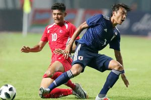 Nepal đặt mục tiêu có điểm trước Việt Nam