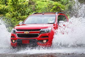 Nên cho xe thử 'lội' nước trước khi bán tại Việt Nam