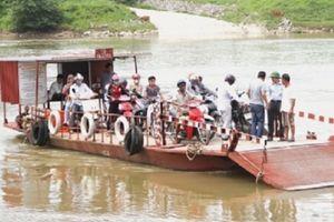 Bạc Liêu: Đình chỉ 35 bến khách ngang sông hoạt động không phép