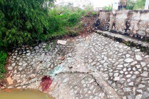 Lật xe tải ở Thái Bình, 4 người nguy kịch