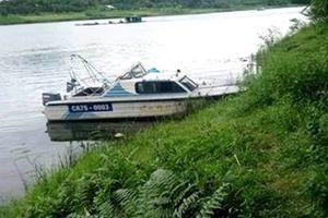 Phát hiện thi thể du khách nước ngoài lõa thể trên sông Hương