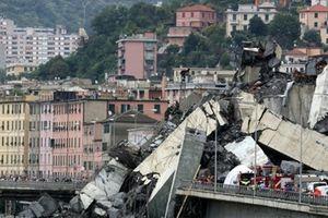 Vụ sập cầu cao tốc tại Italia: Thương vong tiếp tục tăng mạnh