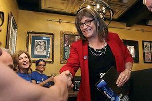 Người chuyển giới đầu tiên trở thành ứng viên thị trưởng tiểu bang nước Mỹ
