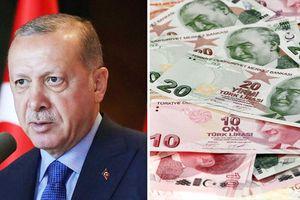 Khủng hoảng Thổ Nhĩ Kỳ liệu sẽ lây lan?