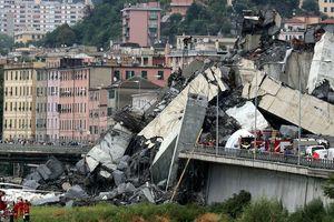 Chính phủ Italy cam kết điều tra nguyên nhân vụ sập cầu