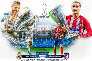 Real Madrid - Atletico Madrid: Sự trở lại của nhà vua