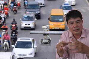 Đăng ký ô tô phải có tài khoản để phạt nguội: Người mượn vi phạm, chủ xe cũng phải chịu phạt