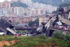 Nhân chứng: Thảm họa sập cầu cao tốc ở Italia là do sét đánh