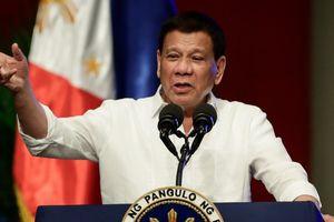 Tổng thống Philippines chỉ trích tuyên bố không phận vô lý của Trung Quốc trên Biển Đông