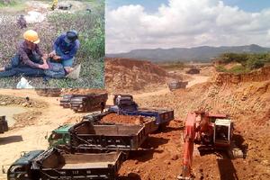 Nguy cơ sạt lở mộ do khai thác đất ở Hà Tĩnh: Chính quyền tạm đình chỉ, doanh nghiệp vẫn khai thác