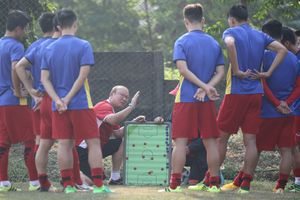 Chơi tổng lực với Nepal, Olympic Việt Nam tiếp tục sử dụng đội hình siêu tấn công?