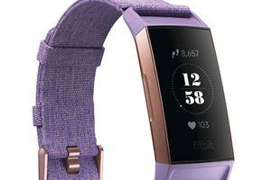 Vòng đeo tay thông minh 7 ngày pin Fitbit Charge 3 sắp ra mắt