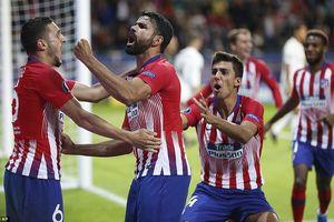 Atletico thắng Real 4-2, lần thứ ba vô địch Siêu cúp châu Âu