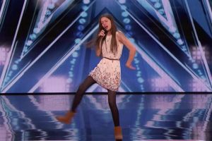 Courtney Hadwin - America's Got Talent