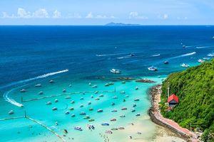 Tour du lịch Hàn Quốc - Đài Loan (Trung Quốc) - Thái Lan khám phá biển đảo