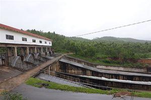 Chủ động phương án xả lũ bảo đảm an toàn hồ đập ở Nghệ An